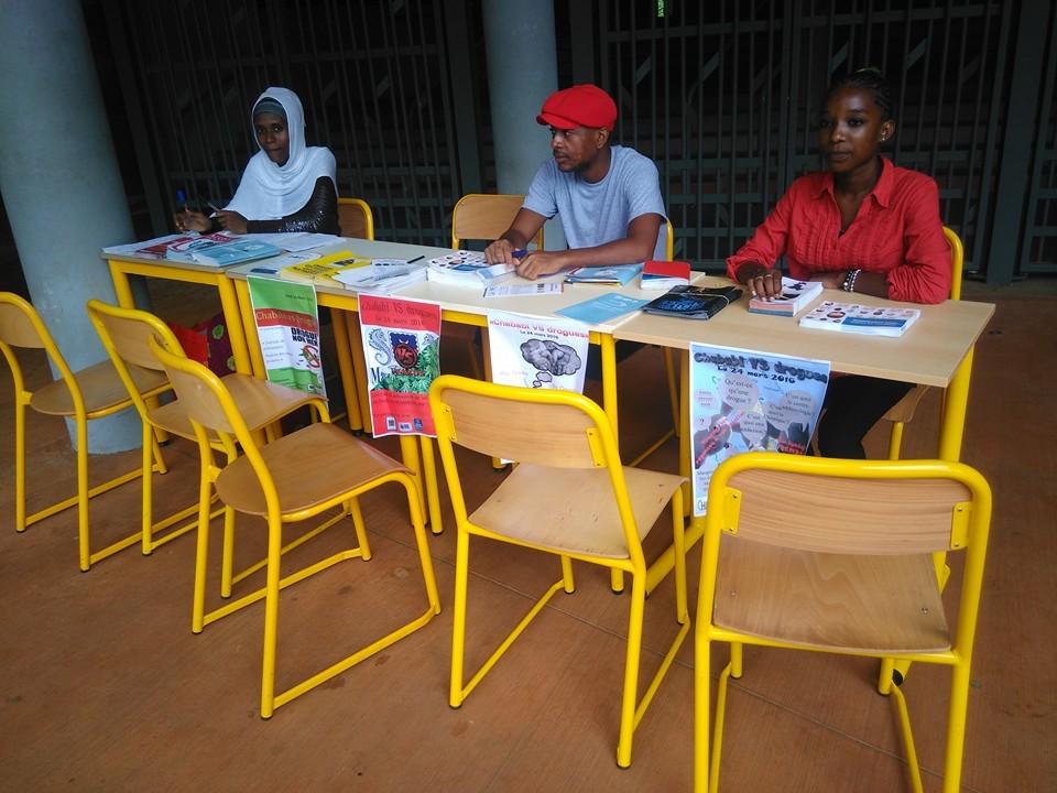 Une journée de Prévention au Lycée de Tsararano…